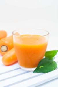 プチ断食 野菜ジュース
