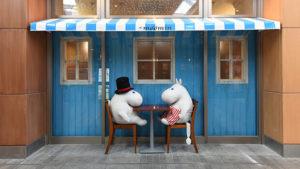 キャラクターカフェ(ムーミン)