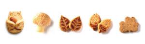 キャラクターカフェ(トトロ)手作り森クッキー