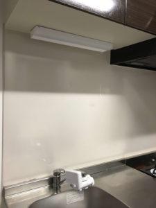 簡単DIYキッチンの壁をアレンジ